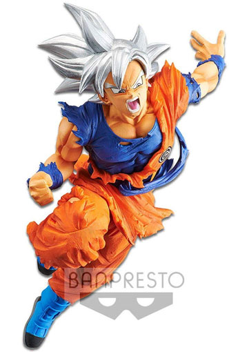 figurine collector dbz Heroes transcendence art dragon ball z