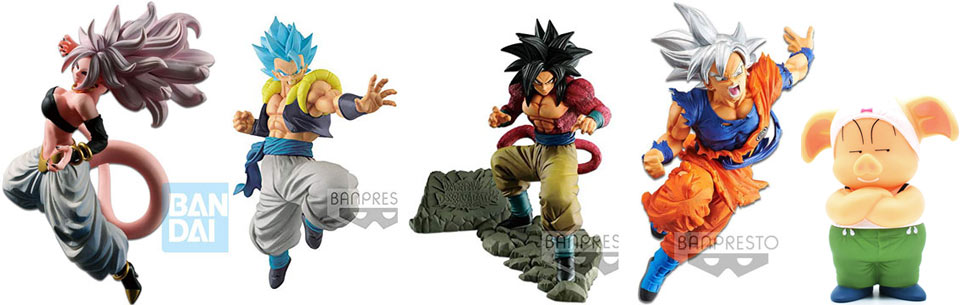 figurine collector dbz