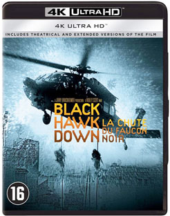 film guerre Blue ray 4k ultra hd
