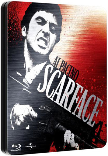 steelbook scarface blu ray collector