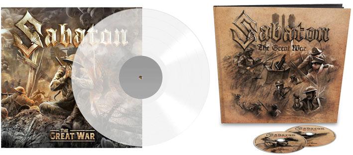 CD et vinyle en édition limitée collector, coffret vinyls 180 grammes
