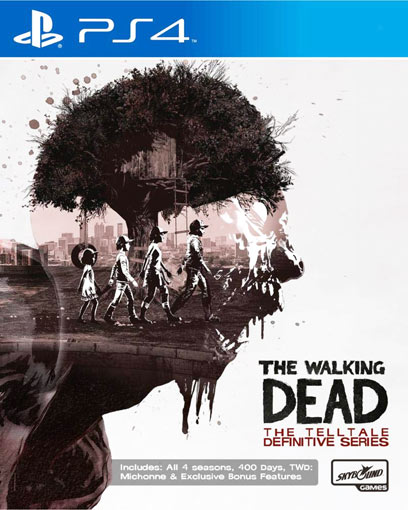 walking Dead telltale series complete integrale TWD PS4 Xbox