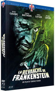 film horreur classic edition collector Bluray DVD 2019