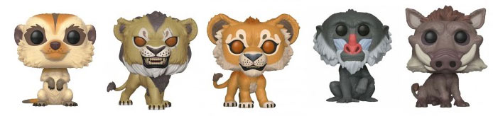 funko roi lion 2019 film
