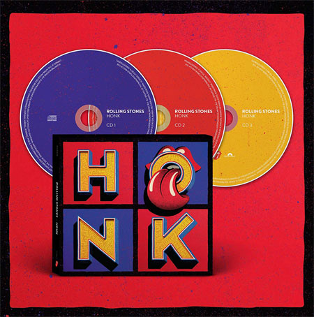 honk triple CD