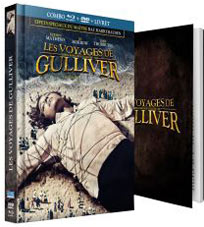 Les Voyages de Gulliver Edition Collector Combo Blu ray DVD