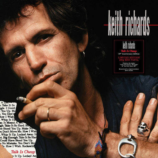 keith-richards-talk-is-cheap-2019-30th-anniversary-deluxe-vinyle-CD