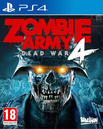 Zombie army 4 PS4 Xbox edition