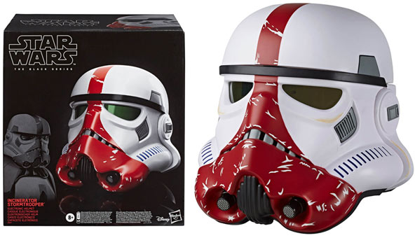 Collection Black Series Star Wars Casque Taille Reelle Figurine