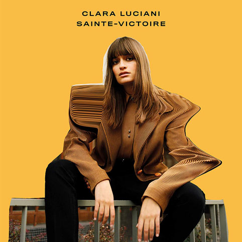 clara luciani CD Vinyle LP edition