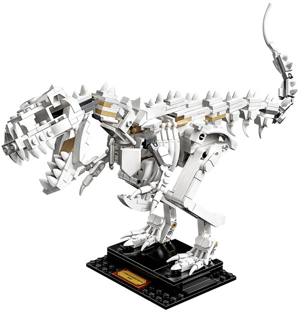 lego fossile dinosaure Collection Ideas 2019