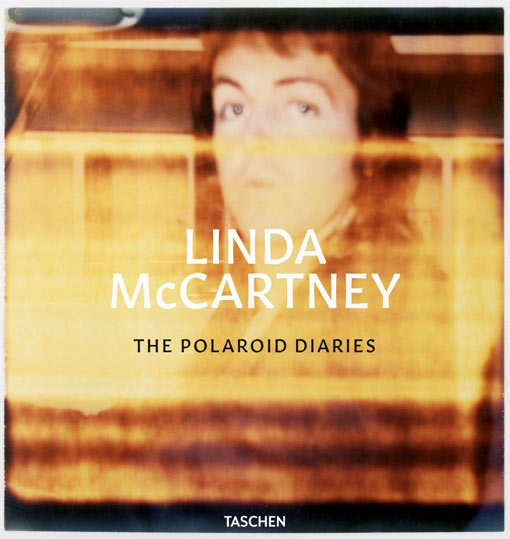 mcCartney polaroid diaries artbook 2019 Taschen edition