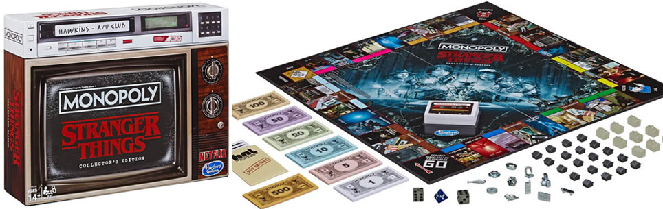 monopoly de collection noel 2019