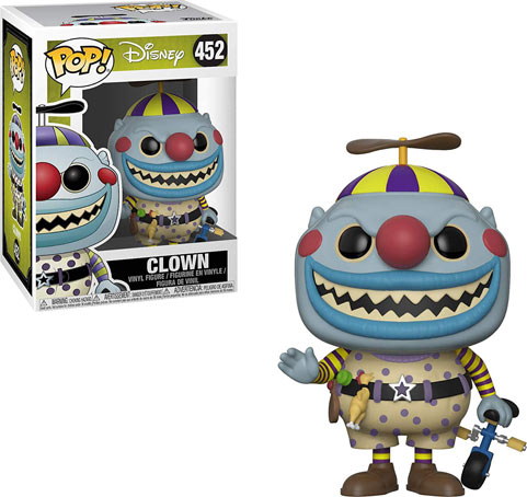Funko pop nightmare before christmas collection 2019 2020