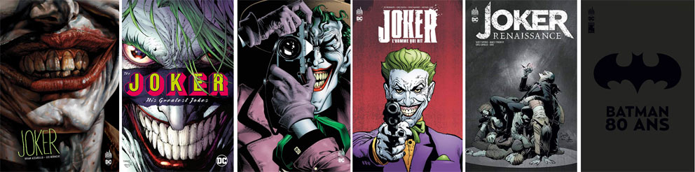 bd joker collection urban deluxe