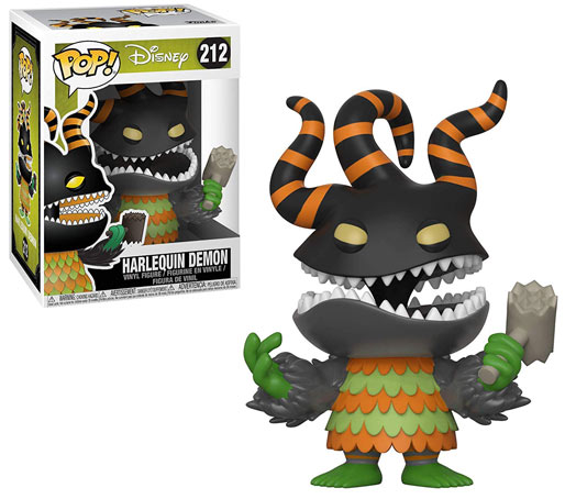 funko pop nightmare Jack tim burton