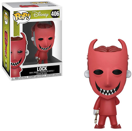lock figurine funko pop