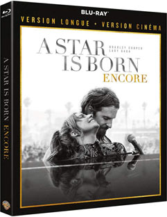 star is born promo collector bluray