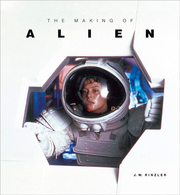 The making of alien livre artbook 2019 40th