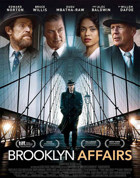brooklyn affairs bluray dvd edition limitee fnac
