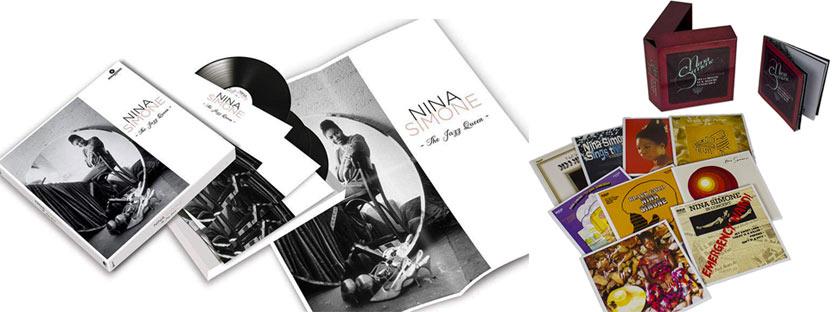 CD et vinyle en édition limitée collector, coffret vinyls