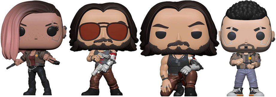 nouvell collection de figurine funko pop 2020