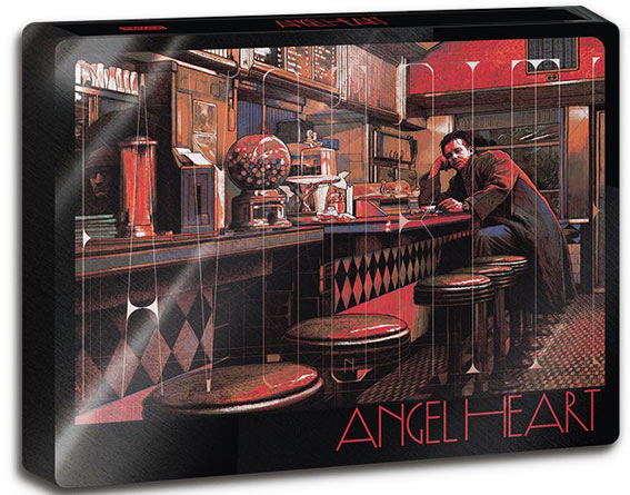 Angel Heart Steelbook Blu ray 4K Ultra HD edition collector