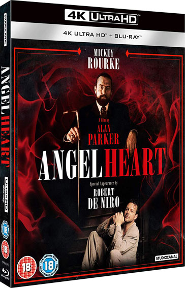 angel heart blu ray 4K ultra HD