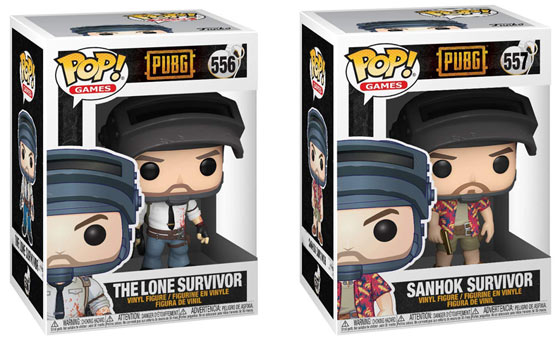 funko pop pubg video game jeux video