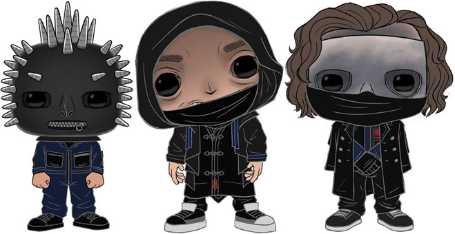 funko rocks 2020 collection hard rock heavy metal