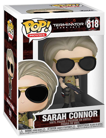 Funko pop sarah connor figurine Terminator Dark Fate
