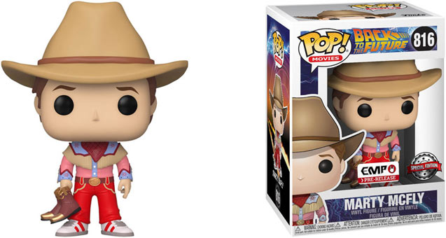 funko pop back to the future