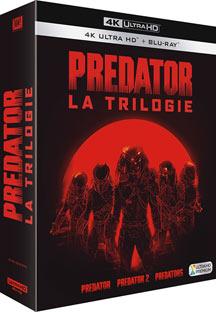 predator trilogie promo blu ray 4k