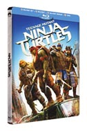 tortues ninjas steelbook 3d blu ray