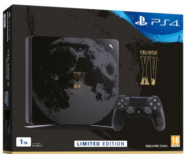 Console-ps4-Final-Fantasy-15-XV-FFXV-Playstation-edition-limitee