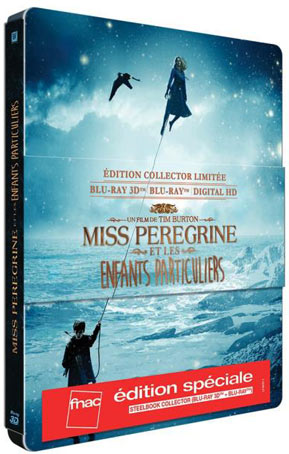 miss-peregrine-steelbook-Collector-fnac-edition-limitee-Blu-ray-3D-2D-DVD
