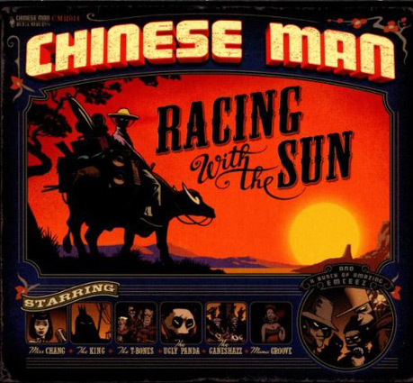 Chinese-Man-racing-with-the-Sun-CD-Vinyle-lp