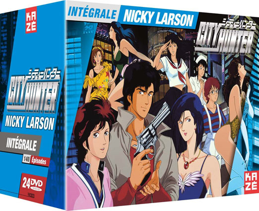 Nicky-Larson-coffret-integrale-non-censure-DVD-Blu-ray
