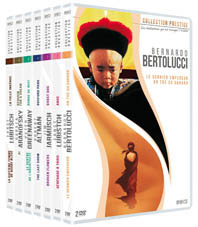 COFFRET COLLECTION PERSTIGE DVD