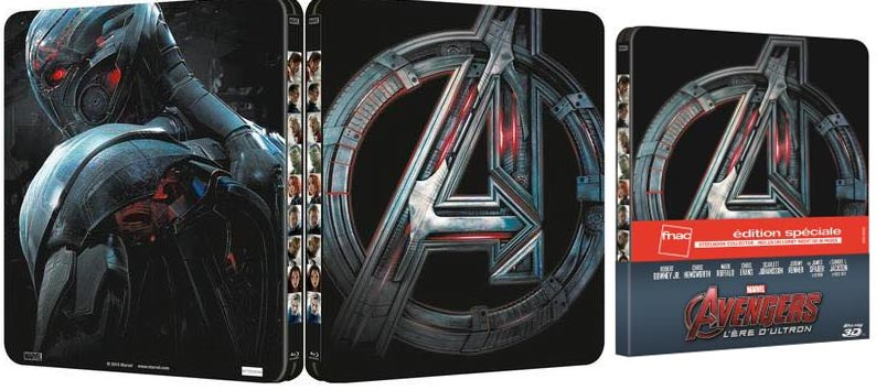 Steelbook-Avengers-2-edition-fnac-Bluray-3D-2D-DVD