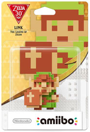 Amiibo-The-Legend-of-Zelda-figurine-Link-Pixel