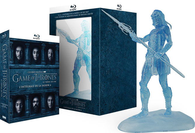 coffret-collector-Game-of-thrones-statue-White-Walker-edition-limitee