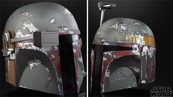 casque boba fette 2019 Black series collector star wars