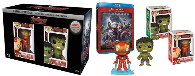 coffret-prestige-collector-amazon-funko-blu-ray-3d-2d-dvd-avengers-2-Ultron