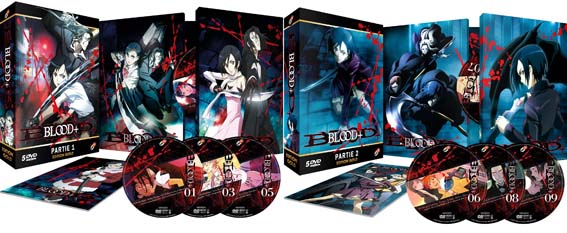 blood the last vampire edition limitée collector