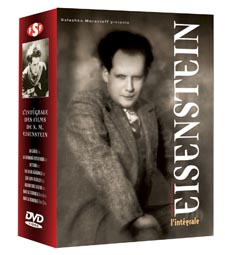 integrale eisenstein coffret DVD