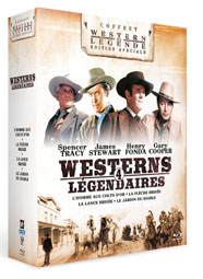 westerns legendaires coffret