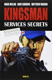 kingsman-Comics-Bande-dessinee