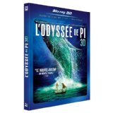 l odyssee de Pi steelbook bluray 3D
