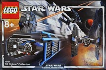 LEGO-Star-Wars-10131-TIE-Fighter-collection